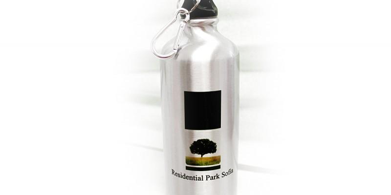 Спопртни бутилки с печат