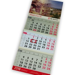 Фирмени календари Метинвест